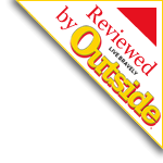 Reviewed by Outside Magazine
